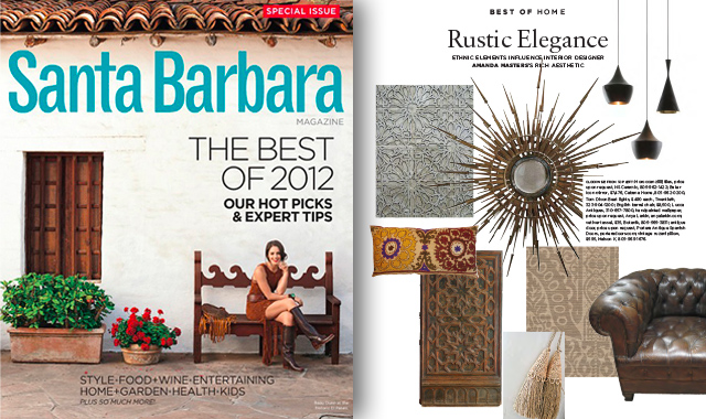 Santa Barbara Best of 2012 Poster Image